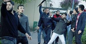 Antalya'da Üniversitede iki grup arasında kavga