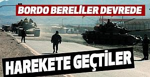 """El Bab'ta """"Bordo Bereliler""""e Büyük Görev..."""