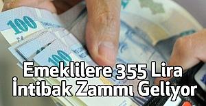 Emeklilere 355 Lira İntibak Zammı Geliyor
