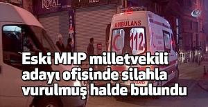 Eski MHP milletvekili adayı Öldürüldü mü?