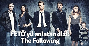 FETÖ'yü anlatan dizi: The Following