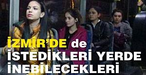 """İzmir'de  """"Bas-Durdur"""" uygulaması Başlıyor"""