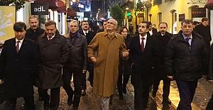 Kardeş Bitlis heyeti Samsun'a Geldi