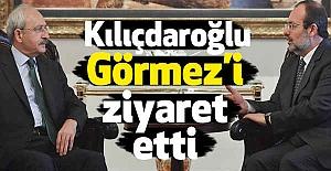 Kılıçdaroğlu, Mehmet Görmez'i makamında ziyaret etti