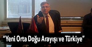 Kutlu Yol'da, Yeni Orta Doğu Arayışı ve Türkiye konuşuldu