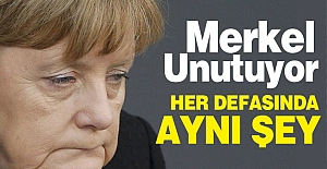 Merkel: Terör konusunda İşbirliğine Hazırız