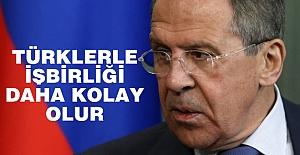 Rus Bakan; Türklerle İş Birliği Daha Kolay Olur