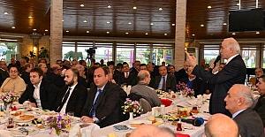 Samsun'da Üst Düzey Kahvaltıda Birlik Beraberlik Mesajları