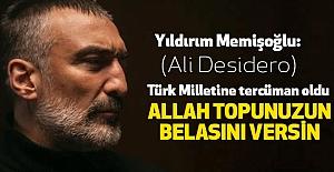 Sanatçı Memişoğlu, PKK'ya Patladı