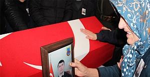 Şehit Çavuş Hasan Karadavut, Son Yolculuğuna Uğurlandı