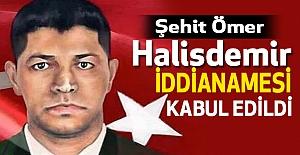 Şehit Ömer Halisdemir'in Katillerine İlk İddianame...