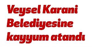 Siirt Veysel Karani Belediyesine kayyum atandı
