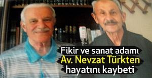 Türk Fikir ve San'at Adamı Türkten Ağabey Vefat Etti