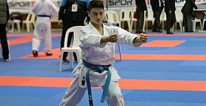 Türkiye Karate Şampiyonası  başladı
