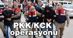 Viranşehir'de PKK/KCK operasyonu