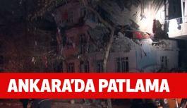 Ankara'da Patlama! Yaralılar var