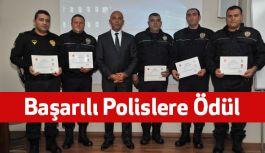 Başarılı Polislere Ödül