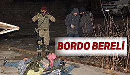 """""""Bordo Bereliler Suriye"""" Flminin Çekimleri Devam Ediyor"""