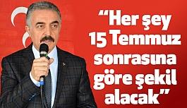 Büyükataman: Türkiye'nin Yeni Bir Toplum Sözleşmesine İhtiyacı Var