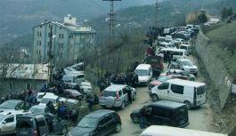 Cerattepe'de yol kapatanlar hakim karşısına çıktı