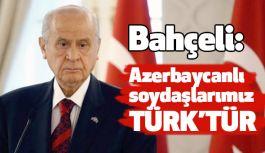 Devlet Bahçeli: Azadlık kaderimiz, Turan ülkümüzdür