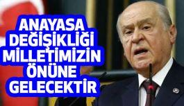 Devlet Bahçeli: CHP yönetimi, olmadık yollara sapmıştır
