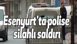 Esenyurt'ta Polis Aracına Silahlı Saldırı!