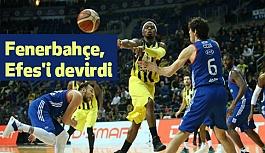Fenerbahçe, Efes'i Devirdi