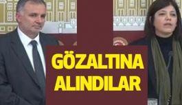 HDP'li milletvekilleri Tekrar Gözaltına Alındı