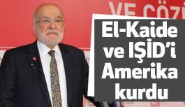 Karamollaoğlu: El-Kaide ve IŞİD'i Amerika kurdu