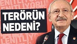 Kılıçdaroğlu'ndan Terörün Nedeni!