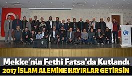Mekke'nin Fethi Fatsa'da Kutlandı