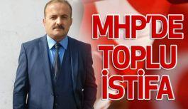 MHP İlçe Teşkilatı Toplu İstifa Etti