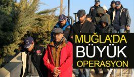 Muğla'da FETÖ  Soruşturmasında 11 Tutuklama