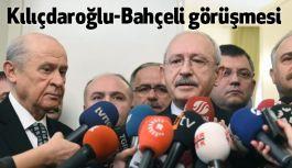 Muhalefet liderlerinin Toplantısı Sona Erdi