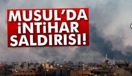 Musul'da Bombalı İntihar Saldırısı!
