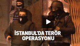 Okmeydanı'nda terör operasyonu
