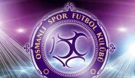 Osmanlıspor'un yeni transferi ilk antrenmanına çıktı