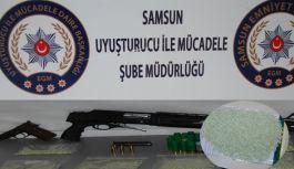 Samsun Polisi, Uyuşturucu Satıcılarına...
