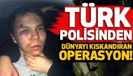Türk Polisinden Kıskandıran Operasyon