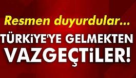 Türkiye'de Terör Olayları Maçı İptal Ettirdi