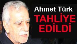 Ahmet Türk kontrol şartı ile tahliye edildi