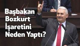 Başbakan Yıldırım Bozkurt İşaretini Neden Yaptı?