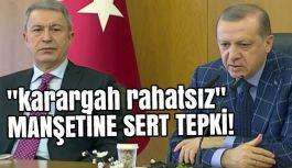 """Cumhurbaşkanı Erdoğan: """"Atılan başlık terbiyesizliktir"""""""