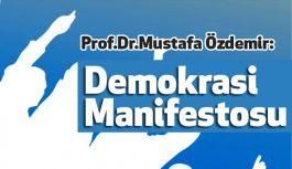 Demokrasi Manifestosu