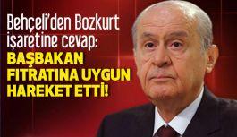Devlet Bahçeli'den Sosyal Medyadan Bozkurt Mesajı!