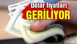 Dolar fiyatları geriliyor