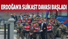 """Erdoğan'a """"Suikast Davası"""" Başladı"""
