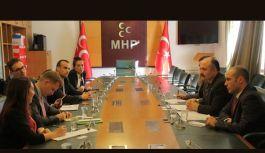 Erhan Usta; Seçimler Güvenli Bir Ortamda Gerçekleşecek