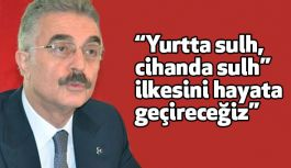 MHP'li Büyükataman; Amacımız devleti milletle buluşturmaktır.